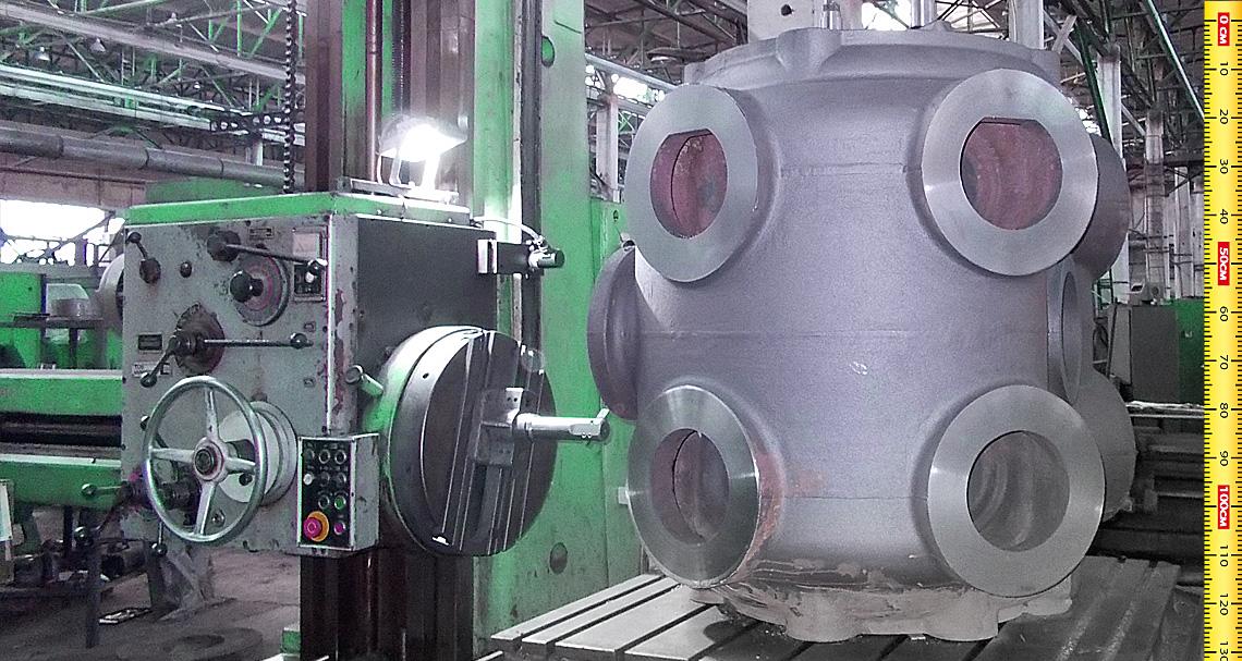 Технологический процесс изготовления корпуса цилиндра 496 022 01 001