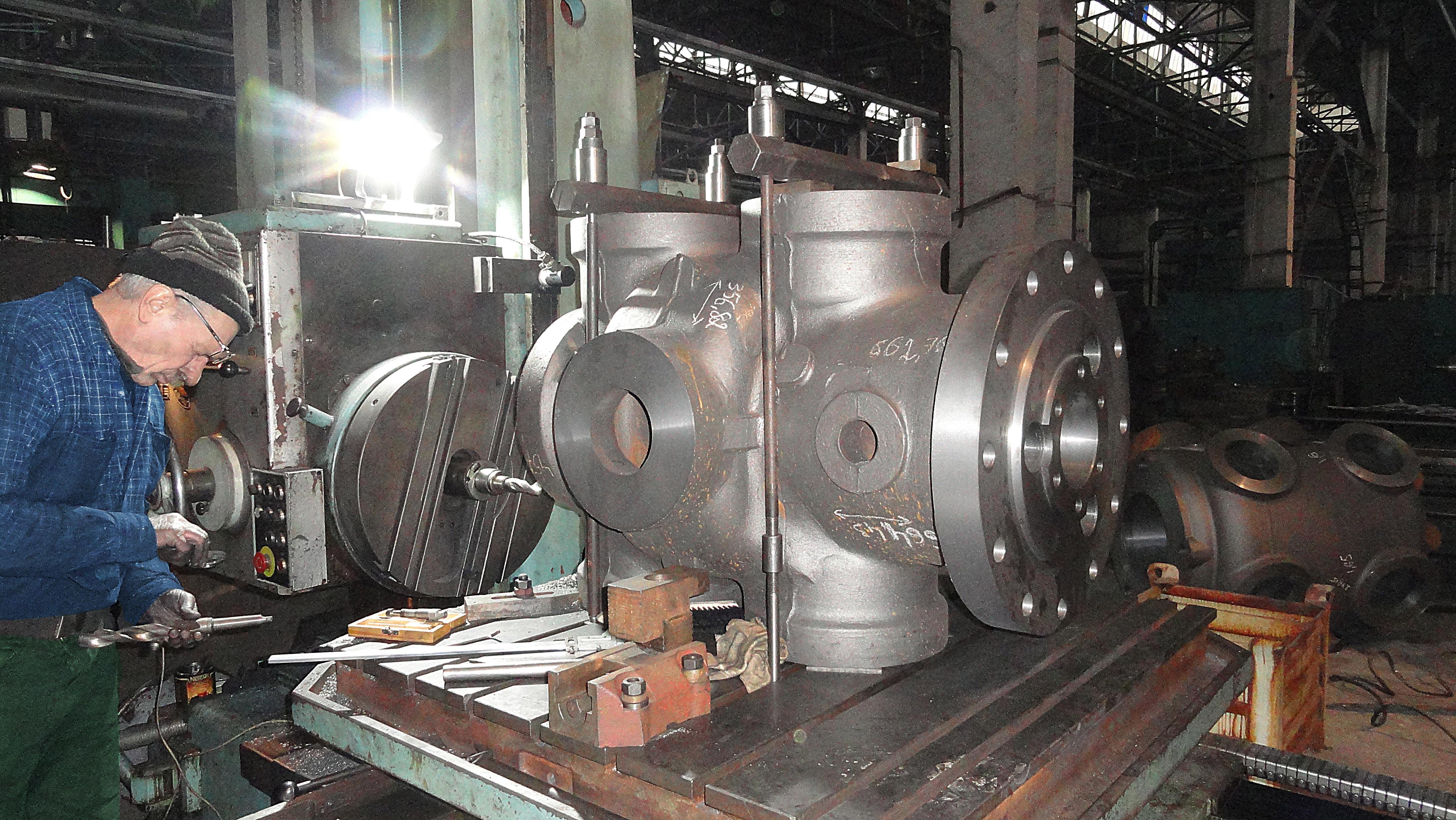 Процес виготовлення циліндра за маркою СЧ35 ГОСТ 1412-85
