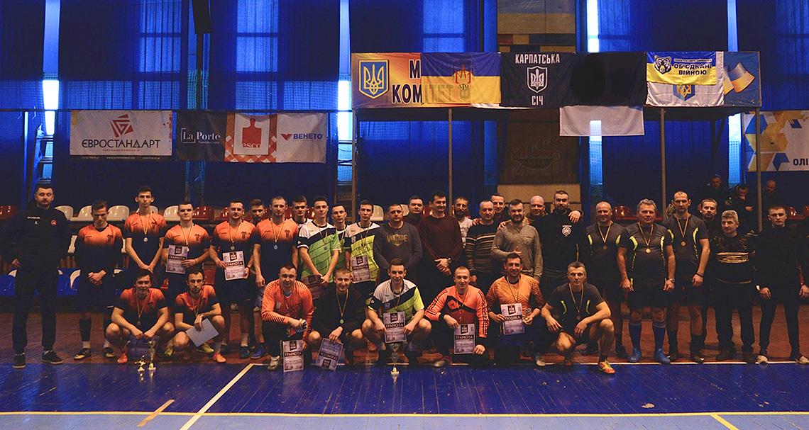 Відбувся футбольний турнір, присвячений п'ятій річниці боїв за Дебальцеве.
