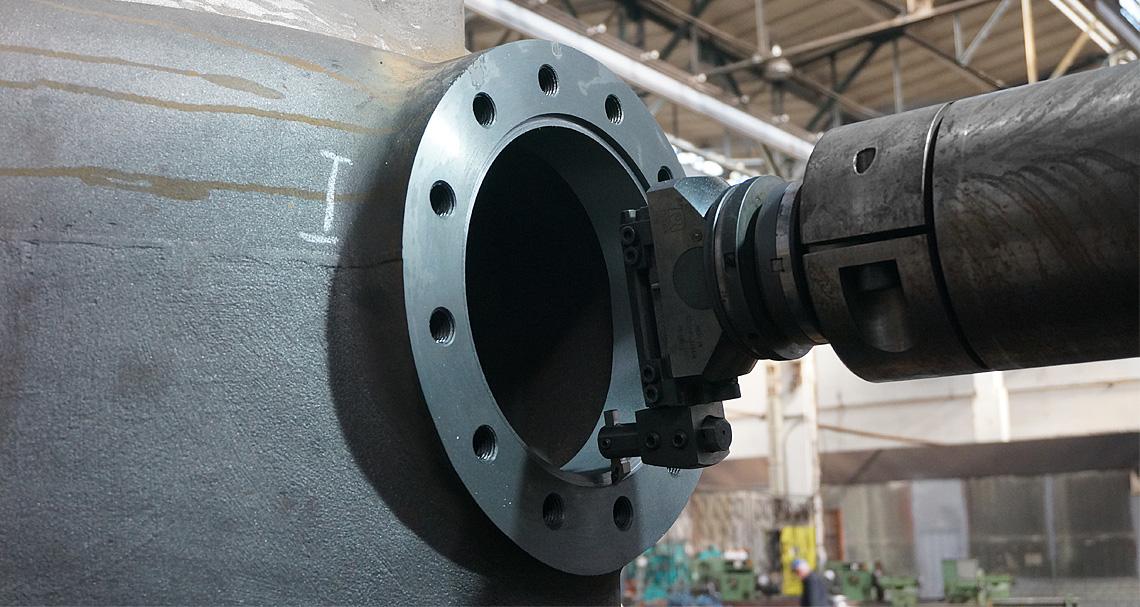 Процесс завершения изготовления цилиндра II степени по марке СЧ35 ГОСТ 1412-85