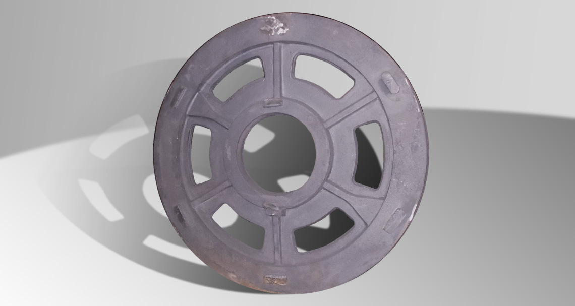 Колесо червячное М-12,5